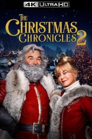 Karácsonyi krónikák: Második rész poszter