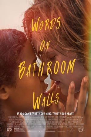 Words on Bathroom Walls poszter
