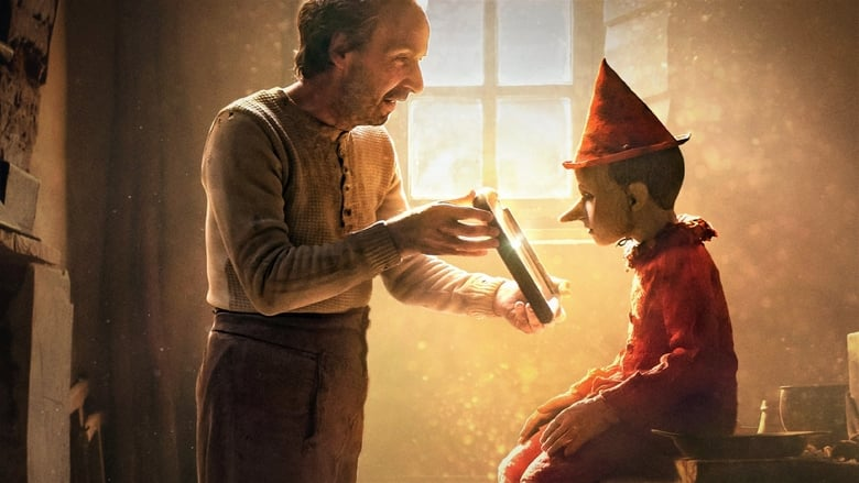 Pinocchio előzetes