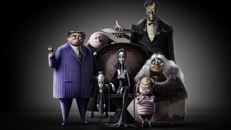 Addams Family - A galád család előzetes