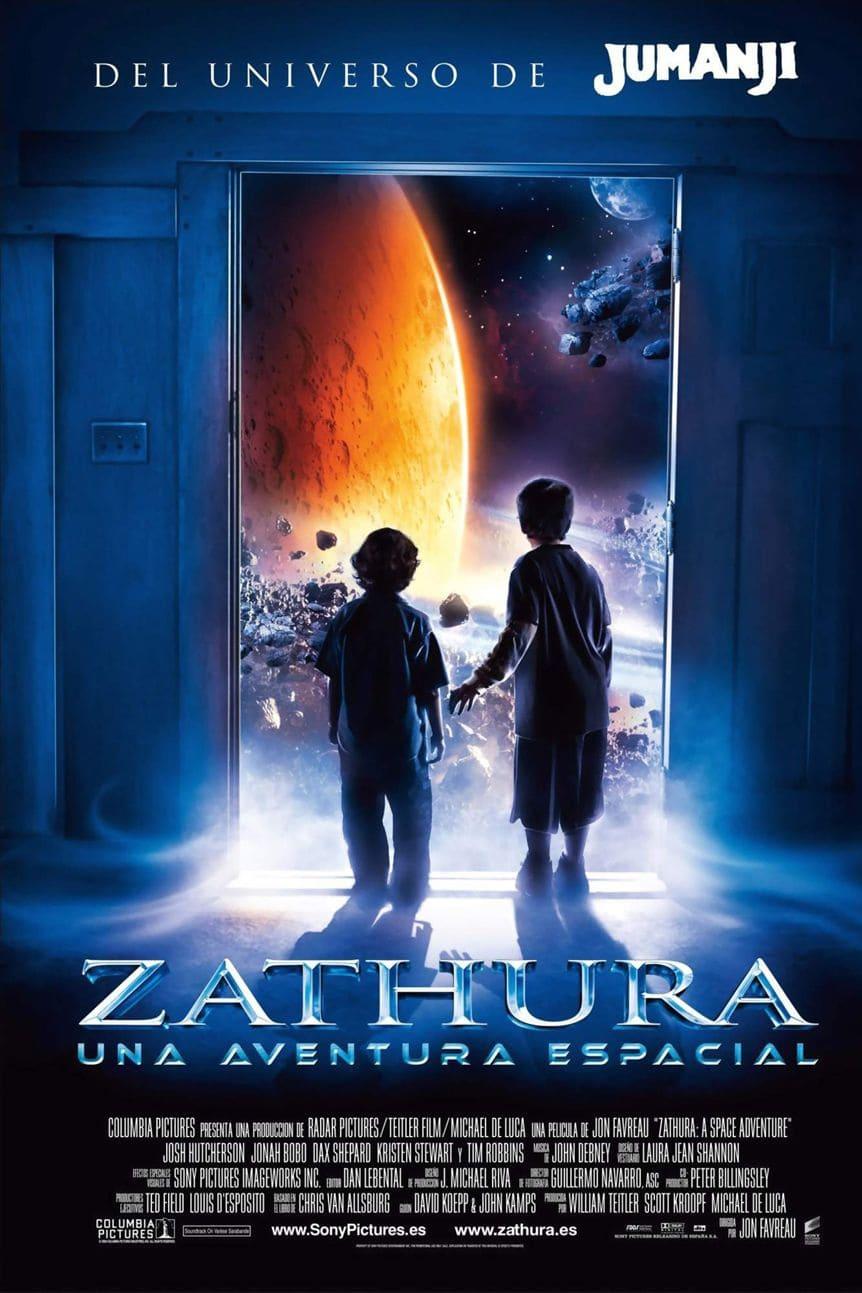 Zathura Az Urfogocska Elozetes Film Elozetesek