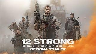 12 STRONG - Official Trailer - előzetes eredeti nyelven