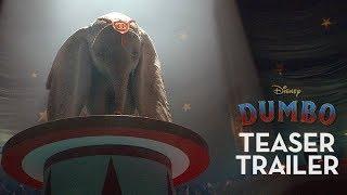 Dumbo Official Teaser Trailer - előzetes eredeti nyelven