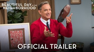 A BEAUTIFUL DAY IN THE NEIGHBORHOOD - Official Trailer (HD) - előzetes eredeti nyelven