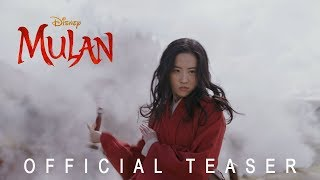 Disney's Mulan - Official Teaser - előzetes eredeti nyelven