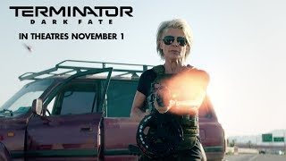 Terminator: Dark Fate (2019) – 'Sarah's Entrance' Clip - Paramount Pictures - előzetes eredeti nyelven