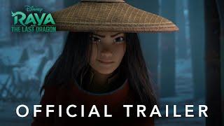 Disney's Raya and the Last Dragon | Official Trailer - előzetes eredeti nyelven