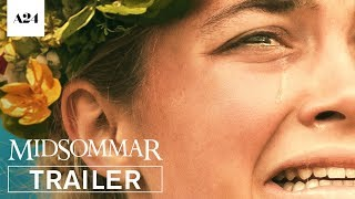 MIDSOMMAR | Official Trailer HD | A24 - előzetes eredeti nyelven