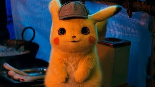 POKÉMON Detective Pikachu - Official Trailer #1 - előzetes eredeti nyelven