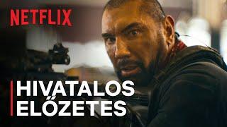 A halottak hadserege | Hivatalos előzetes | Netflix
