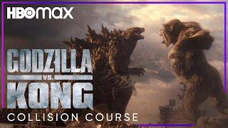 Godzilla vs. Kong | Collision Course | HBO Max - előzetes eredeti nyelven