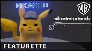 POKÉMON Detective Pikachu – Casting Sneak Peek - Warner Bros. UK - előzetes eredeti nyelven