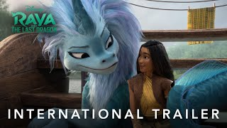 Raya and the Last Dragon | International Trailer - előzetes eredeti nyelven