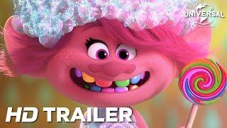 Trolls World Tour – Official Trailer (Universal Pictures) HD - előzetes eredeti nyelven
