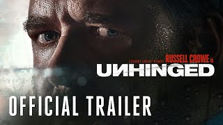 UNHINGED - Official Trailer Starring Russell Crowe (HD) - előzetes eredeti nyelven