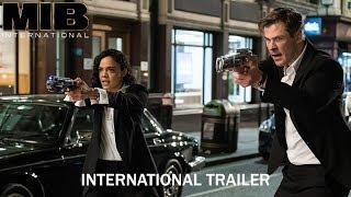 MEN IN BLACK: INTERNATIONAL – Official International Trailer - előzetes eredeti nyelven