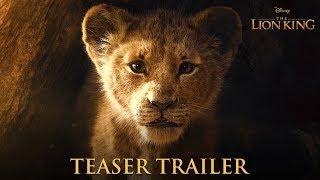 The Lion King Official Teaser Trailer - előzetes eredeti nyelven