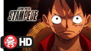 One Piece Stampede - Theatrical Trailer | English DUB - előzetes eredeti nyelven