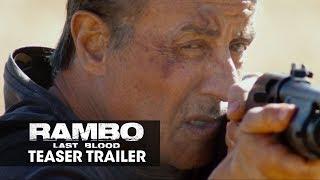 Rambo V - Utolsó vér előzetes kép