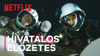 Az űrsepregetők   Hivatalos előzetes   Netflix kép