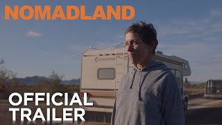 NOMADLAND | Official Trailer - előzetes eredeti nyelven