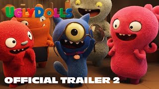 UglyDolls | Official Trailer 2 | In Theaters May 3, 2019 - előzetes eredeti nyelven
