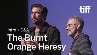 The Burnt Orange Heresy előzetes kép