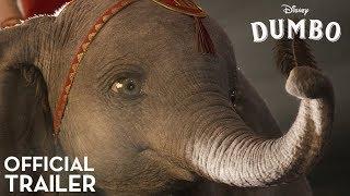 Dumbo Official Trailer - előzetes eredeti nyelven