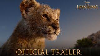 The Lion King Official Trailer - előzetes eredeti nyelven