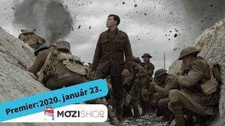 1917 - magyar szinkronos előzetes #1 / Háborús dráma kép