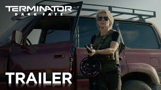 TERMINATOR DARK FATE   OFFICIAL HD TRAILER #1   2019 - előzetes eredeti nyelven