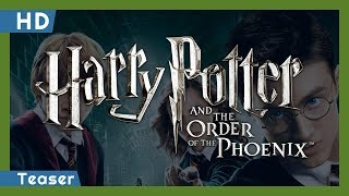 Harry Potter and the Order of the Phoenix (2007) Teaser - előzetes eredeti nyelven