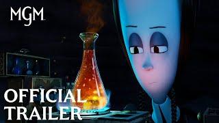 THE ADDAMS FAMILY 2   Official Trailer 2   MGM Studios - előzetes eredeti nyelven