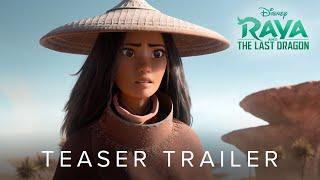 Raya and the Last Dragon | Official Teaser Trailer - előzetes eredeti nyelven