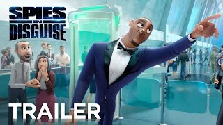 Spies in Disguise | Official Trailer 2 [HD] | 20th Century FOX - előzetes eredeti nyelven