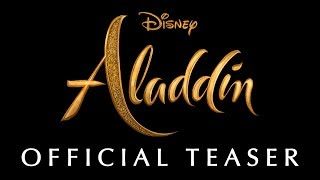 Disney's Aladdin Teaser Trailer - In Theaters May 24th, 2019 - előzetes eredeti nyelven