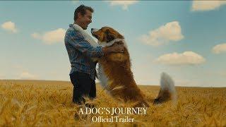 A Dog's Journey - Official Trailer (HD) - előzetes eredeti nyelven