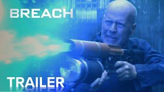 BREACH | Official Trailer [HD] | Paramount Movies - előzetes eredeti nyelven