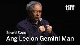 Ang Lee on GEMINI MAN - előzetes eredeti nyelven