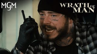 WRATH OF MAN   'H Doesn't Follow the Rules' Official Clip (Feat. Post Malone)   MGM Studios - előzetes eredeti nyelven