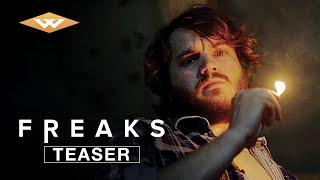 FREAKS (2019) Official Teaser 1 | Sci-Fi Horror | Emile Hirsch, Grace Park, Bruce Dern - előzetes eredeti nyelven