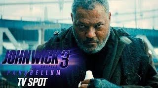 "John Wick: Chapter 3 – Parabellum (2019 Movie) Official TV Spot ""Bounty"" – Keanu Reeves, Halle Berry - előzetes eredeti nyelven"