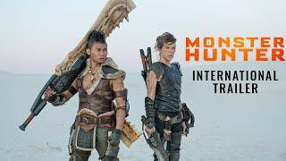 MONSTER HUNTER – International Trailer - előzetes eredeti nyelven