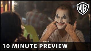 Joker - 10 Minute Preview - Warner Bros. UK - előzetes eredeti nyelven