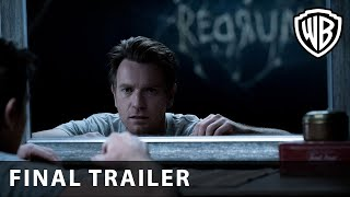 Doctor Sleep - Final Trailer - Warner Bros. UK - előzetes eredeti nyelven