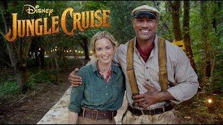 Disney's Jungle Cruise - Now In Production - előzetes eredeti nyelven