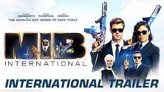 MEN IN BLACK: INTERNATIONAL – Official International Trailer #2 - előzetes eredeti nyelven