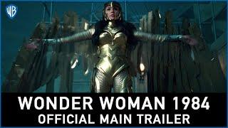 Wonder Woman 1984 - Official Main Trailer (Subtitled) - előzetes eredeti nyelven