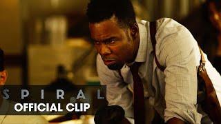"Spiral: Saw (2021 Movie) Official Clip ""Play Me"" – Chris Rock, Max Minghella - előzetes eredeti nyelven"