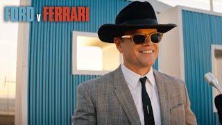 FORD v FERRARI  | Special Look | 20th Century FOX - előzetes eredeti nyelven
